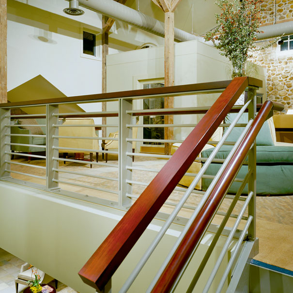 Washington DC Architecture And Interior Design Firm Studio Santalla Renovated The Clubhouse Visitor Center