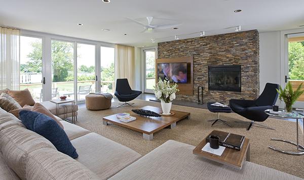 Rock Hall Eastern Shore Retreat Ernesto Santalla Pllc Architecture Interiors Furniture