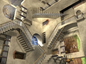 MC_Escher_Relativity_Stairs_by_ICPJuggalo1988